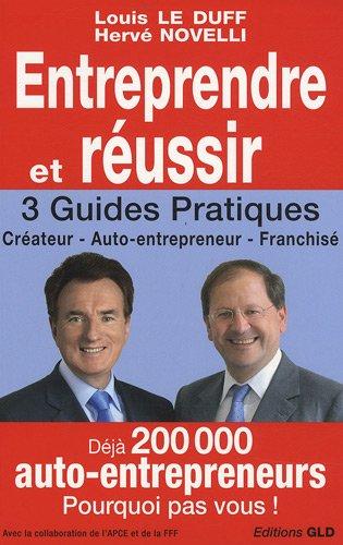 """Couverture du livre """"Entreprendre et réussir"""""""
